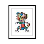 kuuma colorful 6 Framed Panel Print