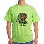 kuuma colorful 7 Green T-Shirt