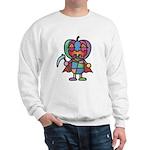 kuuma colorful 7 Sweatshirt