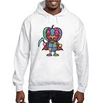 kuuma colorful 7 Hooded Sweatshirt
