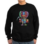 kuuma colorful 7 Sweatshirt (dark)