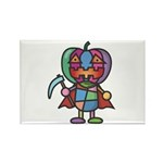 kuuma colorful 7 Rectangle Magnet (100 pack)