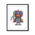 kuuma colorful 7 Framed Panel Print