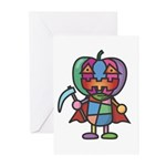 kuuma colorful 7 Greeting Cards (Pk of 20)