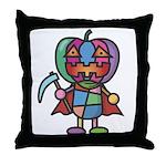 kuuma colorful 7 Throw Pillow