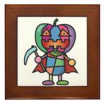 kuuma colorful 7 Framed Tile