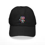 kuuma colorful 7 Black Cap