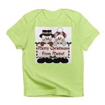 Merry Christmas From Maine! Infant T-Shirt