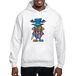 kuuma colorful 9 Hooded Sweatshirt
