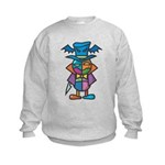 kuuma colorful 9 Kids Sweatshirt