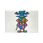 kuuma colorful 9 Rectangle Magnet (10 pack)