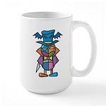 kuuma colorful 9 Large Mug