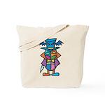 kuuma colorful 9 Tote Bag