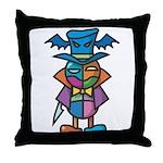 kuuma colorful 9 Throw Pillow