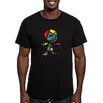 kuuma kimokawa 1 Men's Fitted T-Shirt (dark)