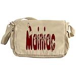 Christmas Mainiac Messenger Bag