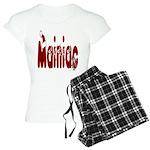 Christmas Mainiac Women's Light Pajamas