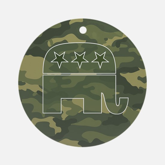 Republican Gift Items Ornament (Round)