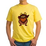 kuuma love 1 Yellow T-Shirt