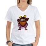 kuuma love 1 Women's V-Neck T-Shirt