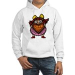 kuuma love 1 Hooded Sweatshirt
