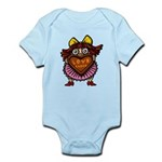 kuuma love 1 Infant Bodysuit