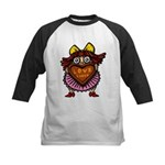 kuuma love 1 Kids Baseball Jersey