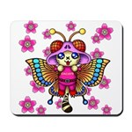 cacats cherry blossoms Mousepad
