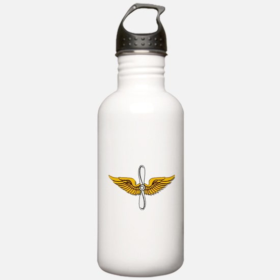 Army Aviation Insignia Water Bottle