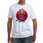 dogman Fitted T-Shirt