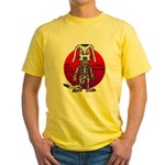 dogman Yellow T-Shirt