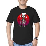 dogman Men's Fitted T-Shirt (dark)