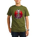 dogman Organic Men's T-Shirt (dark)