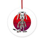 dogman Ornament (Round)