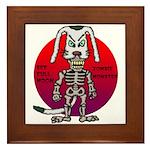 dogman Framed Tile