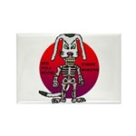 dogman Rectangle Magnet (10 pack)