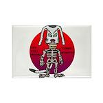 dogman Rectangle Magnet (100 pack)