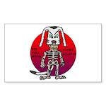 dogman Sticker (Rectangle 10 pk)