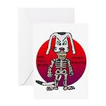 dogman Greeting Card
