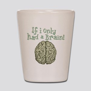 Brain Shot Glass