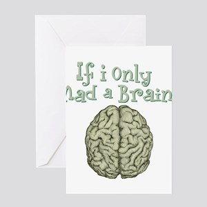 Brain Greeting Cards