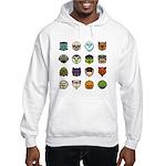 Monster Mash 02 Hooded Sweatshirt