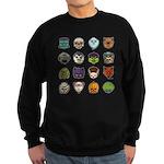 Monster Mash 02 Sweatshirt (dark)