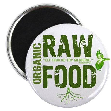 RAWFOODBUTTON Magnets