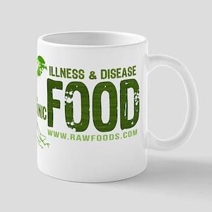 RawFood_design1 Mugs