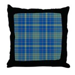 Tartan - Platt Throw Pillow