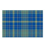 Tartan - Platt Postcards (Package of 8)
