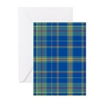 Tartan - Platt Greeting Cards (Pk of 20)