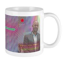 Mike Russell Transparency In Bidditude Award Mugs
