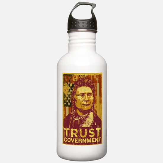 Trust Government Water Bottle